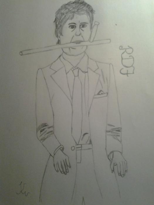Robert Downey Jr by Vanus94